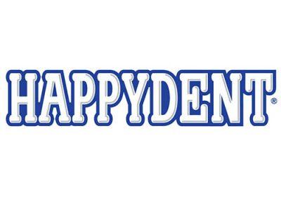 happydent logo