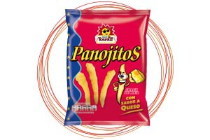 Tosfrit - Panojitos sabor a queso