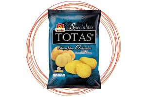 Tosfrit - Totas Patatas fritas onduladas