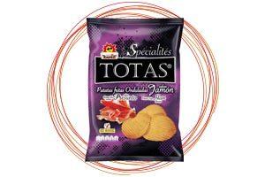 Tosfrit - Totas Patatas fritas sabor jamón