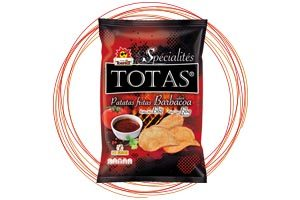 Tosfrit - Totas Patatas fritas sabor Barbacoa