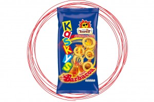 Tosfrit - Kaskys sabor barbacoa