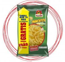 Tosfrit - Gusanitos Manchitos