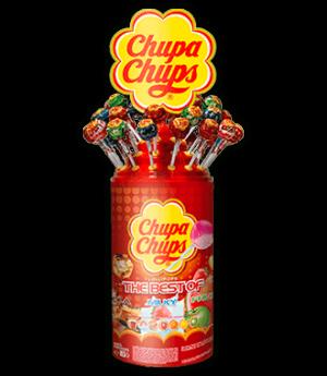 Chupa Chups tubo original