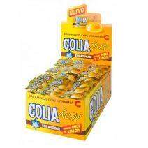 Golia Activ sabor miel y limón