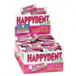 Happydent Xylit sabor fresa