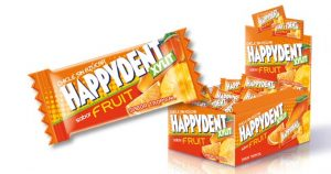 Happydent Xylit sabor tropical