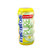 Chicles Mentos Pure Fresh Cooler Lemonade