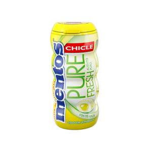 Chicles Mentos Pure Fresh Cooler Lemonade