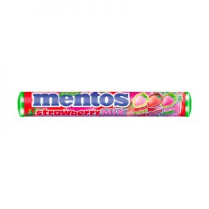 Mentos Strawberry Mix