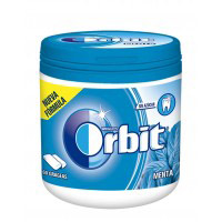 Bote de Orbit menta