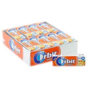 Orbit gragea naranja