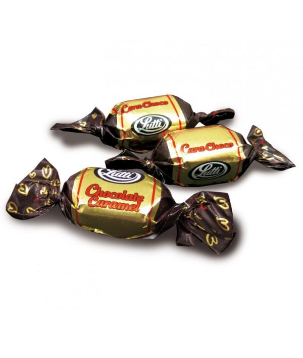 Caramelos de chocolate Lacasa