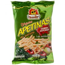 Tosfrit- Apetinas ketchup 90grs