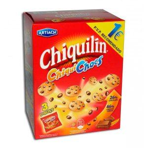 Artiach - Galletas Chiquilin Chiquichocs