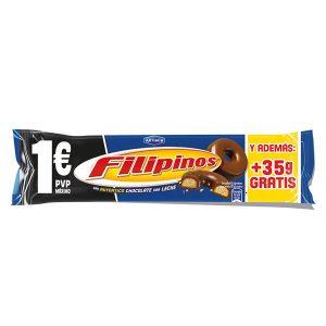Artiach FIlipinos Chocolate con Leche