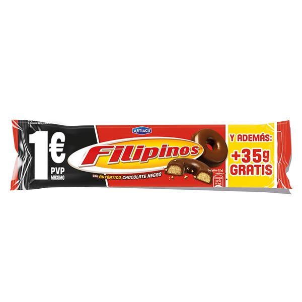 Artiach FIlipinos Chocolate Negro