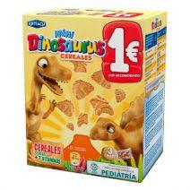 Galletas Artiach Mini Dinosaurus Cereales