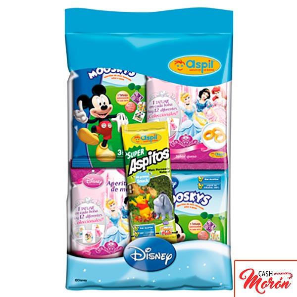 Aspil - Pack 10 Bolsas surtidas Disney