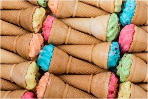 Caramelos la Asturiana - Helados Calientes de Cono