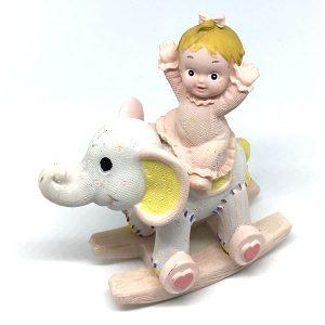 Muñeco para Tarta de Bautizo