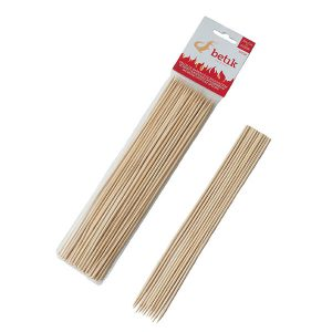 Betik - Palillos para pinchitos 25cm
