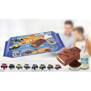 Bizcocho Hot Wheels