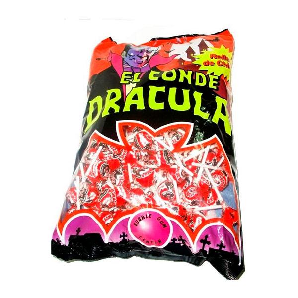 Cerdán Caramelo Palo Conde Drácula Mini