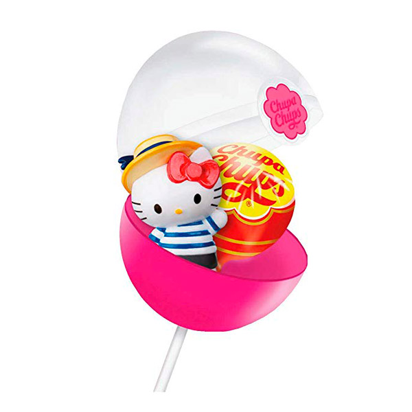 Chupa Chups Surprise Hello Kitty