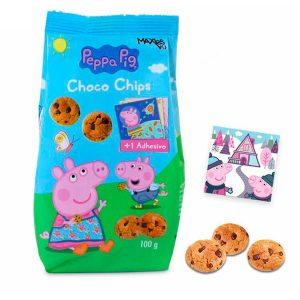 Choco Chips Peppa Pig