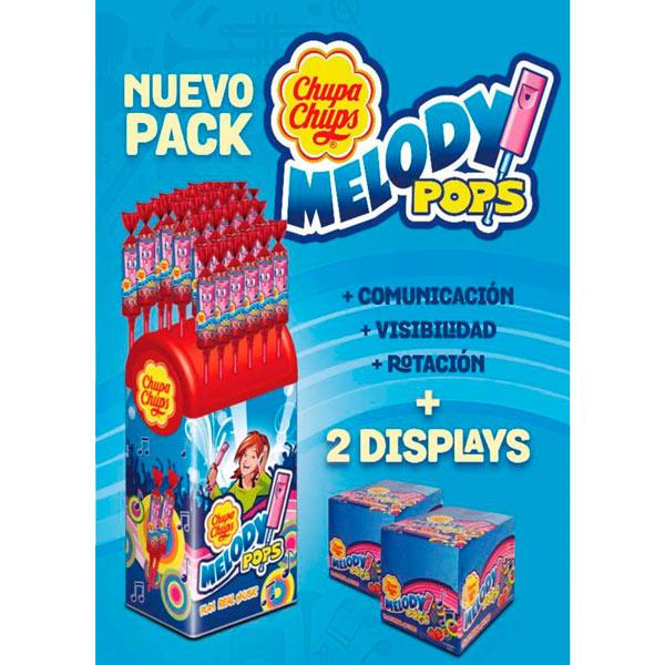 Chupa Chups Melody Pops
