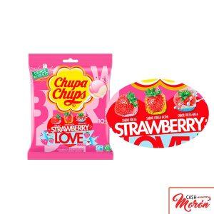 Chupa Chups Strawberry Love