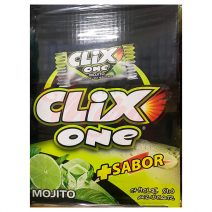Chicles Clix One Mojito Sin Azúcar