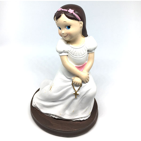 Muñeca para tarta de Primera Comunión