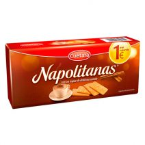Cuétara - Napolitanas