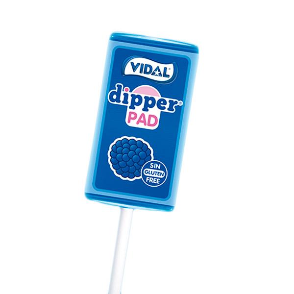 Vidal Dipper Pad Frambuesa