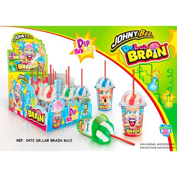 Disgo - Dr- Lab Brain