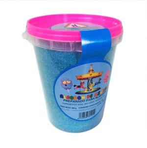 El Tete - Algodón de Azúcar Azul