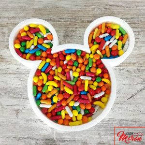 Figura de Corcho Blanco - Mickey