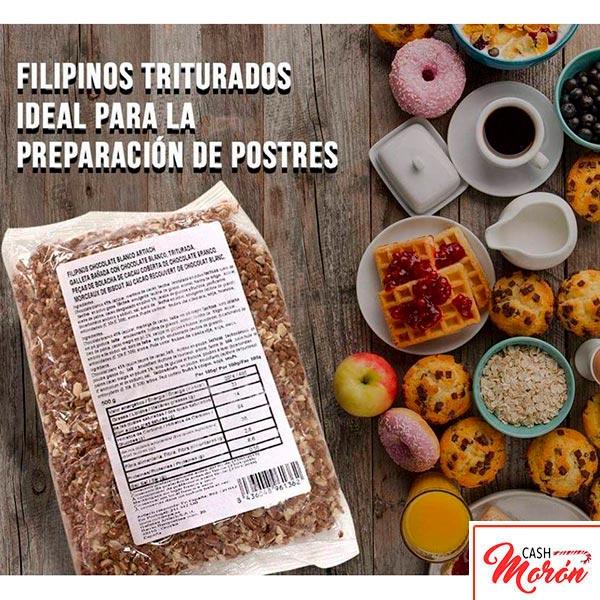 Filipinos troceados