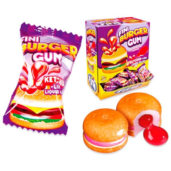 Fini Chicle Burger Gum