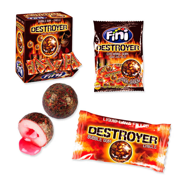 Fini chicle Destroyer