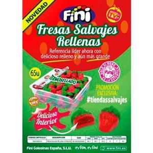 Fini - Fresas salvajes rellenas