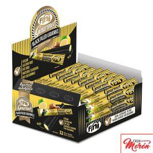 Fini - Regaliz Gourmet Negro Limón Liquorice