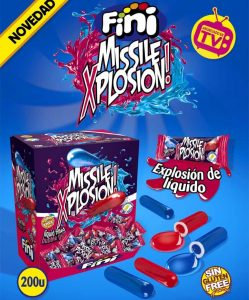 Fini - Missile Xplosion