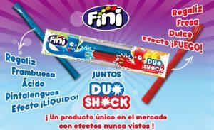 Fini - Regaliz Duo Shock