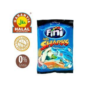 Fini - Tiburones Sharks Halal