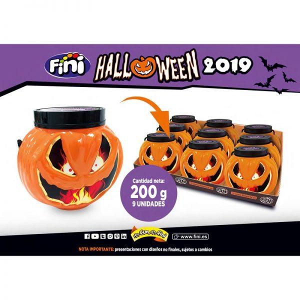 Fini - Surtido Calabaza Halloween