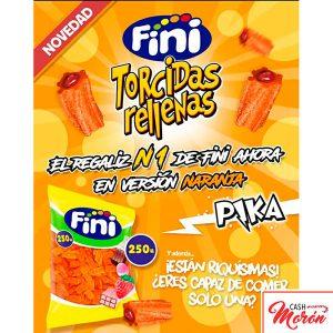 Fini - Torcidas Rellenas Naranja