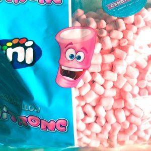 Finitronc Toppings Mini Crunchy Rosa